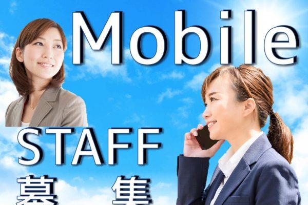 足利で安定して働くなら時給1500円量販店携帯コーナースタッフ イメージ
