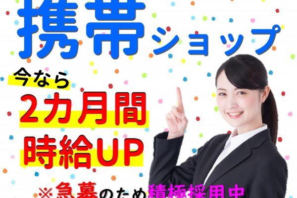 急募小野田で未経験からでも月給26万円見込めるスマホプランナー イメージ